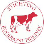 Logo Stichting Behoud Roodbont Friese Vee